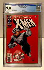 The Uncanny X-Men #392  (4/2001, Marvel) CGC 9.0 White Pages Dazzler & Northstar