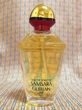 Vintage early 1990s Samsara Guerlain 1.7 oz 50 ml Eau de Toilette - OLD FORMULA