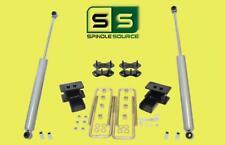 """2""""/1.5"""" STRUT SPACER , BLOCKS , RR SHOCKS LIFT KIT FITS 2009-2014 FORD F-150 4WD"""