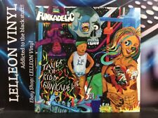 Funkadelic Tales Of Kidd Funkadelic LP Album Vinyl 4M208 A1/B1 Funk Soul 70's