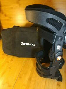 Breg Fusion LATERAL OA Plus Knee Brace #07950 (XL, Right)🔥 New w/ Carry Bag 🔥