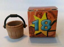 REPLACEMENT 2004 PLAYMOBIL Christmas Advent Calender 4151 BOX #18 FARM BUCKET