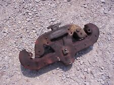 Allis Chalmers Wd45 45 Wd Ac Tractor Good Working Engine Motor Exhaust Manifold