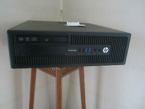 PROMOTION pc ordinateur bureau HP elitedesk 705G1,8GO RAM,500Dd
