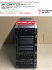 Dell PowerEdge T630 2x E5-2650v3 128GB PercH730P 2x 750W 16SFF Tower Server