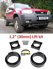 "Lift Kit for Ford Escape Maverick & Mazda Tribute 1.2"" 30mm strut spacers"