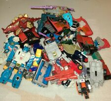 Transformers G1 and Miscellaneous Figure Parts Lot