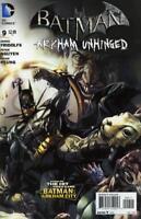 BATMAN ARKHAM UNHINGED #9 (2012) VF/NM DC