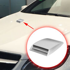 Car Gille Simulation Air Flow Intake Vent Side Fenders Sticker Universal Parts