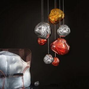 Kitchen Pendant Light Glass Pendant Lighting Bar Modern Lamp Home Ceiling Lights