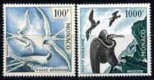 Monaco 1955 502b, 505b ** Post freschi perfette € 155 (i1311