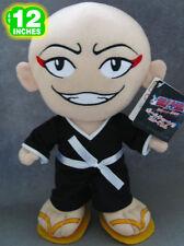 BIG 30CM 12'' Bleach Madarame Ikkaku Plush Stuffed Doll BLPL9022