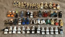 Lego star wars mini figures Job Lot