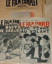 5 revues le Film Complet avec son enveloppe