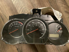 2010-2011 Nissan Versa At Cvt Speedometer Cluster Gauges Panel P536