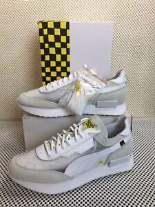 Puma Future Rider X CTM W 372185-01 White Men's Size 8.5/ Women's Size 10