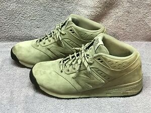 """New Balance 875 Trail """"Moon Boots"""" Gray Suede Men's Size 11"""