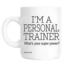 Personal Trainer Funny Gift Mug shan406
