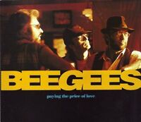 Bee Gees Paying the price of love (1993) [Maxi-CD]