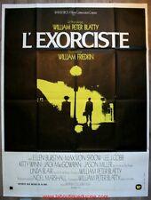 L'EXORCISTE Affiche Cinéma / Movie Poster WILLIAM FRIEDKIN Ellen Burstyn