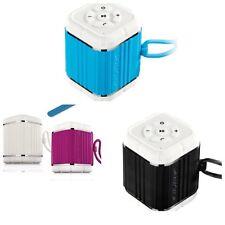 Silvercrest Bluetooth Speaker Bluetooth 3 Colour Available