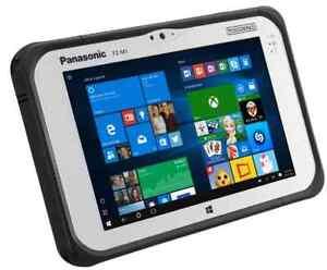Panasonic ToughPad FZ-M1 - 1.60GHz Core i5 - 128GB - 8GB RAM 4G/LTE