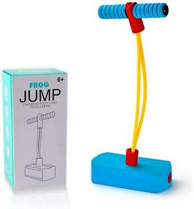 deAO High Elastic Foam Tension Tube Jumper for Kids and Adults with Elastic Rope