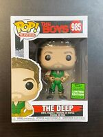 Funko POP The Boys The Deep #985 ECCC Exclusive IN HAND
