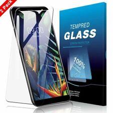 2x For LG W30,K40,G7,V40,G8x,V50s,Stylo5,K20V 9H Tempered Glass Screen Protector