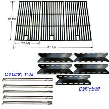Nexgrill 720-0025 Replacement Grill Burner, Heat Plate,  Cooking Grill Grates