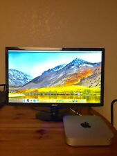 Apple Mac Mini Core i5 2.3GHz 8GB RAM 256GB SSD iWork GarageBand iMovie ..