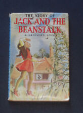 THE STORY OF JACK AND THE BEANSTALK by Ladybird / Childrens / Fairy Tales / 1960