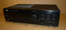 Kenwood intergrated stéréo amp amplificateur noir KA-2060R
