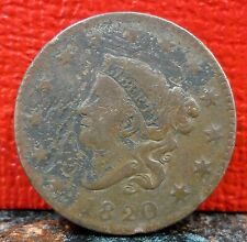 Nice 1820 Coronet Large Cent