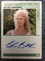 Star Trek TNG The Complete Series 1 Autograph Card Brenda Bakke