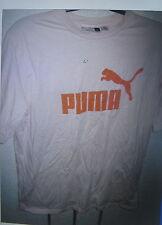 Tolles T-Shirt v.PUMA Gr.L rosa, orange TOP!!!