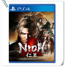 PS4 Nioh: Complete Edition Sony PlayStation Koei Tecmo Action RPG Games