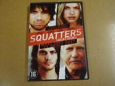 DVD / SQUATTERS ( GABRIELLA WILDE, THOMAS DEKKER... )