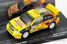 1/43 SEAT CORDOBA WRC GARDEMEISTER RALLY NEW ZEALAND 1999 IXO EAGLEMOSS DIECAST
