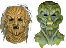 Halloween Goosebumps - The Haunted & The Haunted II Latex Masks Pre-Order NEW