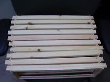 10  x  LANGSTROTH Bee Hive SUPER FRAMES