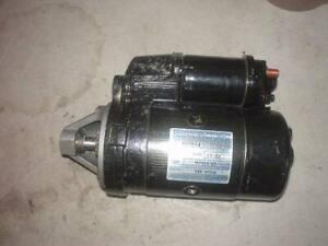 ford fiesta xr2i 16v starter motor unipart gxe4708