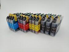 12x Brother LC223 Compatible ink cartridges MFC J4420DW/DCP J4120DW