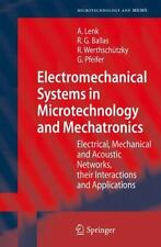 Electromechanical Systems In Microtechnology And Mechatronics: Electrical, Me...