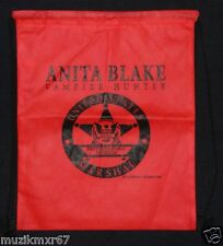 SDCC Comic Con 2010 Exclusive Anita Blake Vampire Hunter Drawstring Bag  RARE