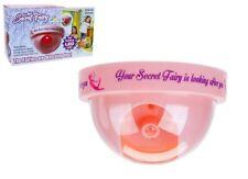 2 X Rosa Hada secreto Cam Cámara CCTV Dummy para Niños hacer creer vigilancia