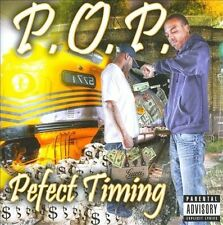 Perfect Timing [PA] by P.O.P. (CD)