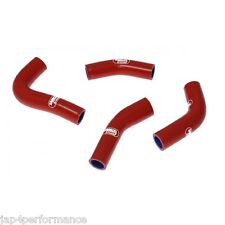 Yamaha RD350 YPVS samco coolant hose kit red