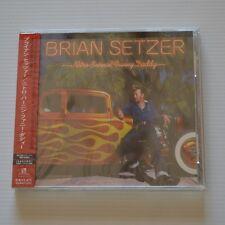 Brian SETZER - Nitro burnin' funny daddy - 2003 JAPAN CD