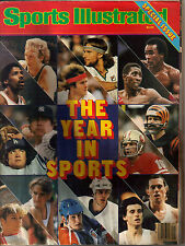 February 10, 1982 Sports Illustrated The Year in Sports Special Issue